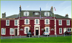 Anchorage Hotel in Troon
