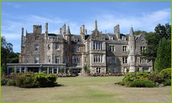 Belleisle Country House Hotel in Ayr