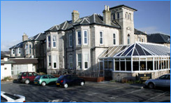 Fairfield House Hotel Ayr